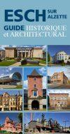 Guide historique et architectural Esch Cover_v4_web